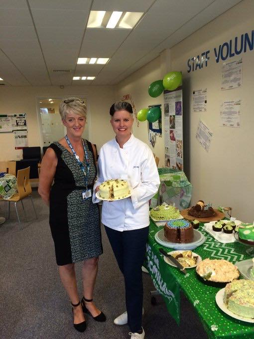 Bake off comp winner Anne