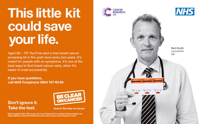 bowel cancer kit s
