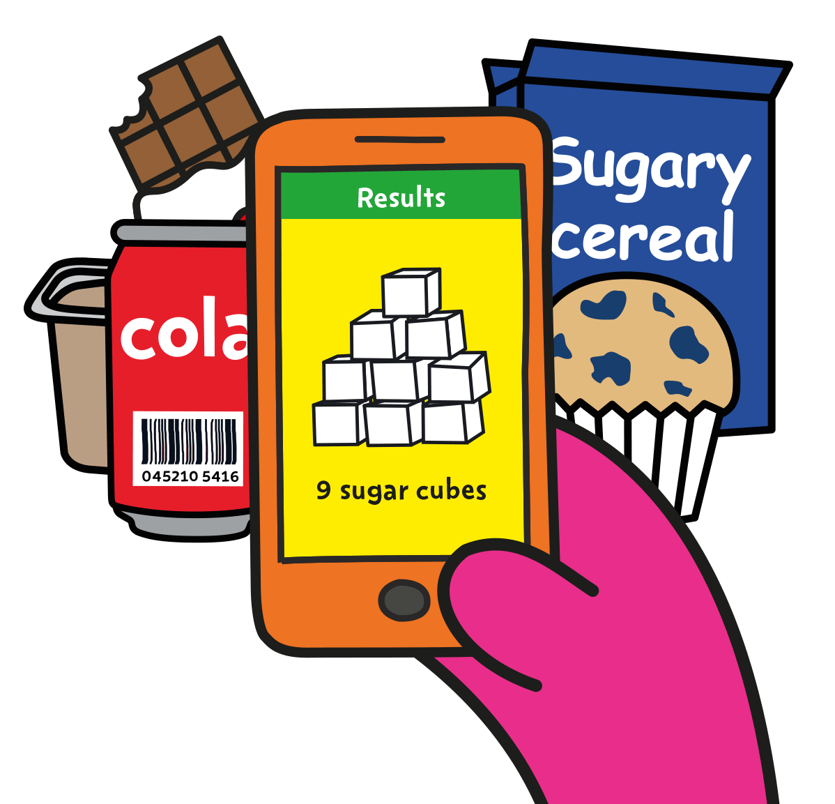 Change your life and download the Sugar Smart app today - East